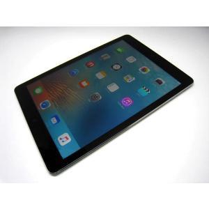 au iPad Air Wi-Fi+Cellular 32GB スペースグレイ|ecomoshinshimonoseki