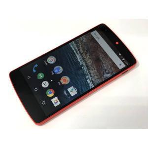 SIMフリー Nexus5 16GB ブライトレッド|ecomoshinshimonoseki