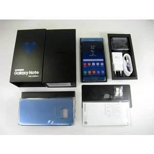 SIMフリー Samsung Galaxy Note FE ブルーコーラル 白ロム|ecomoshinshimonoseki