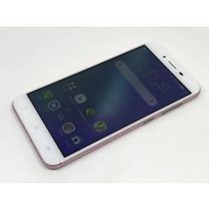 SIMフリー ZenFone3 Max ZC553KL ピンク ASUS|ecomoshinshimonoseki