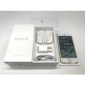 海外版SIMフリー iPhone SE 16GB ゴールド Apple認定整備済製品|ecomoshinshimonoseki