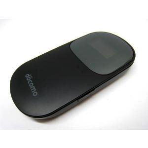docomo Wi-Fiルーター HW-01C ブラック  ドコモ