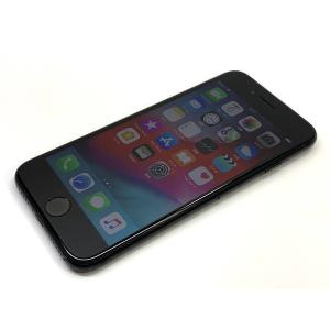 au iPhone7 32GB ブラック SIMロック解除済 ecomoshinshimonoseki