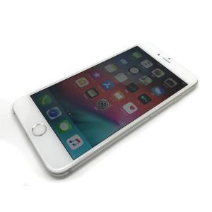 au iPhone6 Plus 64GB シルバー バッテリー99% ecomoshinshimonoseki