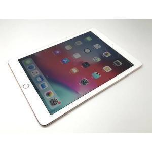 au iPad Pro 9.7インチ Wi-Fi+Cellular 32GB ローズゴールドSIMロック解除済|ecomoshinshimonoseki