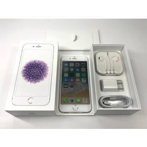 SoftBank iPhone6 16GB シルバー ソフトバンク ecomoshinshimonoseki
