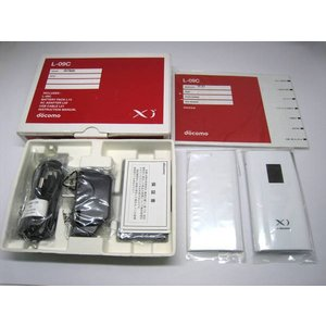 docomo Wi-Fiルーター L-09C ホワイト  ドコモ