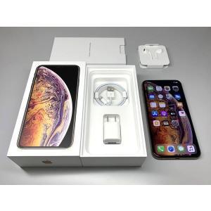SoftBank iPhone Xs Max 512GB ゴールド SIMロック解除済 ecomoshinshimonoseki