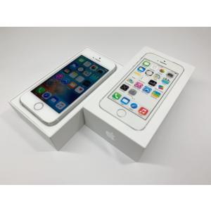SoftBank iPhone5s 16GB シルバー ソフトバンク ecomoshinshimonoseki