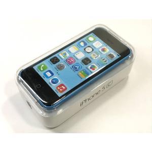 SoftBank iPhone5c 16GB ブルー 白ロム ecomoshinshimonoseki