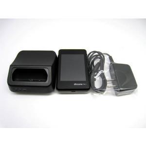 docomo Wi-Fi STATION L-02F ブラック モバイルルーター