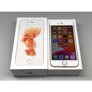 au iPhone 6s 64GB ローズゴールド ecomoshinshimonoseki