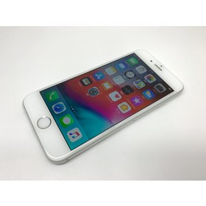 au iPhone6 16GB シルバー バッテリー98% ecomoshinshimonoseki