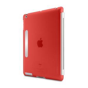 【新品】iPad(第3世代/第4世代) ケース スナップ シールド セキュア レッド ベルキン|ecomoshinshimonoseki