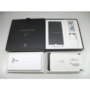 SIMフリー Xiaomi Mi Mix 2 8GB/128GB グローバル版 ホワイト|ecomoshinshimonoseki