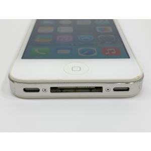 au iPhone4s 16GB ホワイト 白 ecomoshinshimonoseki 06