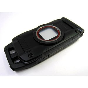 au G'zOne TYPE-X ブラック  CAY01 外装交換済み ecomoshinshimonoseki