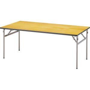 レセプションテーブル S-1890 幅1800×奥行き900×高さ700mm *受注生産品 1-385-0119|economy