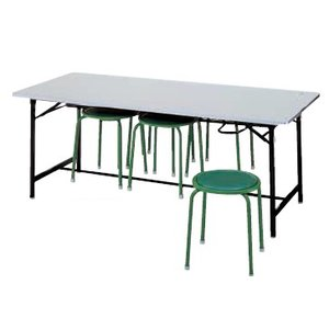 食堂用テーブル 幅1800×奥行き750mm 1875DTN economy