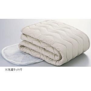 ASLEEP・アスリープ ベッドパット レギュラーパッド ワイドダブルロングサイズ FC5060GX|economy