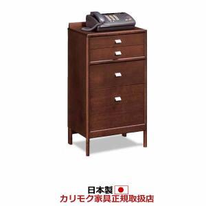カリモク ファックス台・電話台 AT1601|economy