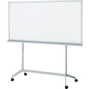 コクヨ デザインホワイトボード 片面 脚付き 幅1800mm BB-K836WN|economy