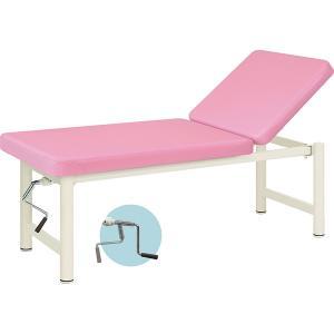 医療家具 手動背上げベッド BTB-111|economy