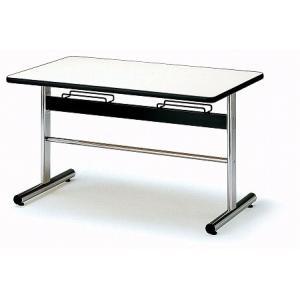 ダイニングテーブル 椅子掛け付き 幅1200×奥行き750×高さ700mm DA-1275|economy