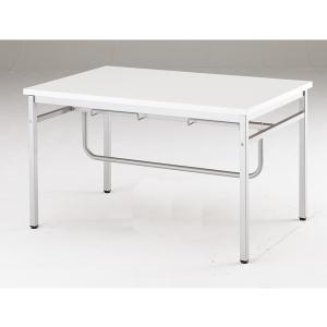 食堂用テーブル 幅1200×奥行750×高さ700mm 2色対応 DO-1275|economy