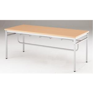 食堂用テーブル 幅1800×奥行750×高さ700mm 2色対応 DO-1875|economy