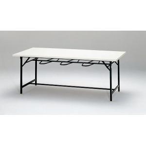 ダイニングテーブル 幅1800×奥行き750mm 2色対応 DY-1875|economy