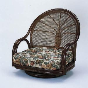 ワイド回転座椅子 ロータイプ I-S-3003B economy