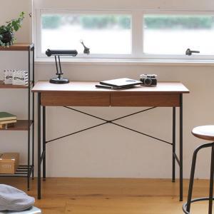 (anthem・アンセム)Desk/ デスク BR(ブラウン) IC-ANT-2459BR|economy