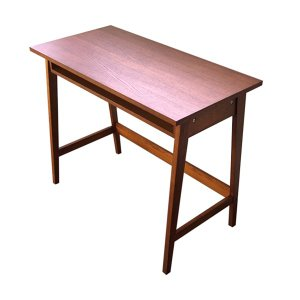 (hommage・オマージュ)Desk/ デスク BR(ブラウン) 幅900×奥行450mm IC-HMT-2462BR|economy