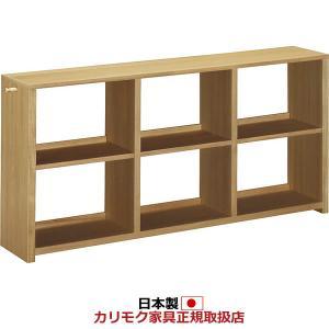 カリモク 本棚・書棚/ 書棚 幅150cm(ユーティリティプラス) QS5082|economy