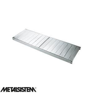 メタルシステム/METALSISTEM オプション棚板 スチールボード 幅1200mm (Q9533) Y-001968|economy