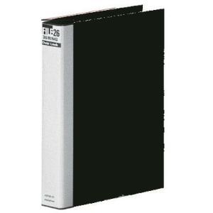 マルマン ダブロック メタルバインダー B5 26穴 黒 F679R−05 econvecoco