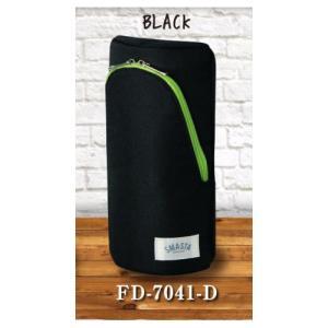 メーカー取寄せ商品 ソニック<sonic>スマ・スタ 立つペンケース ブラック FD-7041-D