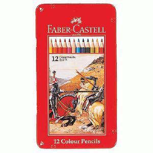 ファーバーカステル(FABER-CASTELL)色鉛筆 12色セット TFC-CP/12C|econvecoco