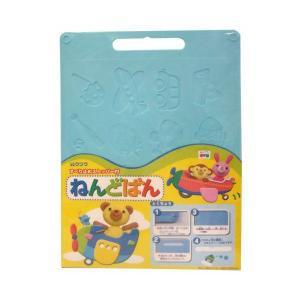 クツワ 粘土板(ブルー) PT651BL|econvecoco