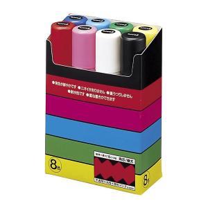 三菱鉛筆 水性マーカーユニポスカ 極太 PC1...の関連商品2