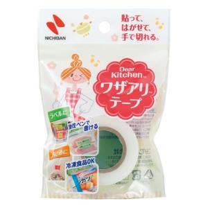 Nichiban ニチバン ワザアリテープ 白 DK-WA255|econvecoco