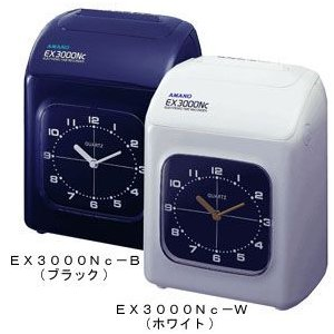 アマノ(amano) タイムレコーダー EX3000Nc econvecoco