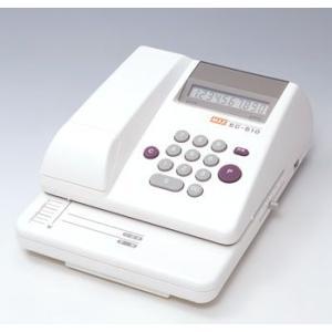 マックス MAX 電子チェックライター スタンダードタイプ 10桁印字 EC-510 EC90002|econvecoco
