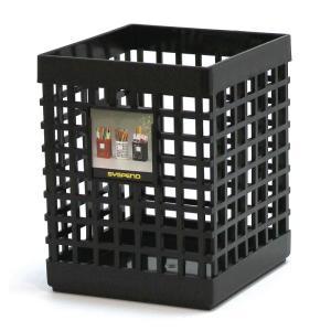 セキセイ シスペンドペンスタンド角型 ブラック SPD-20-60|econvecoco