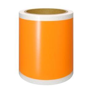 サインクリエイター ビーポップ<Bepop> 屋内用シート カッティング&プリント用 100mm幅 10m×2ロール SL-S118N オレンジ(IL90797)マックス econvecoco