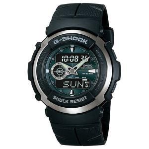 CASIO G-SHOCK(カシオ Gショック) 「G-SPIKE(Gスパイク)」 G-300-3AJF 国内正規品|econvecoco