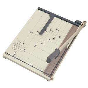 プラス(PLUS)裁断機 ペーパーカッター はがき/B6/A5/B5/A4/B4/A3 PK-011 26-209|econvecoco