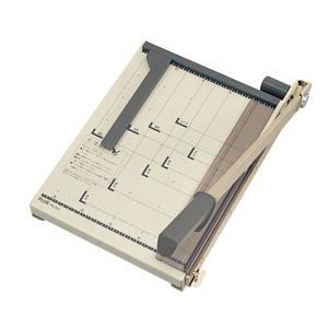 プラス(PLUS)裁断機 ペーパーカッター はがき/B6/A5/B5/A4対応 PK-01312-763|econvecoco