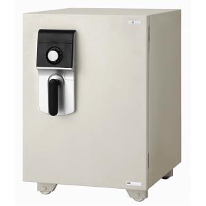 エーコー 小型耐火金庫 「MEISTER」 OSD-D ダイヤル式+内蔵シリンダー錠 1時間耐火 51.5L 「EIKO」|econvecoco